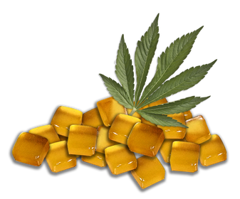 Weed Hard Candy